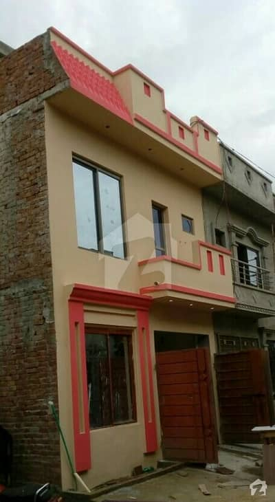 3. 25 Marla Double Storey House For Sale In Lalazaar Garden Phase 2 Near Maragzar Colony