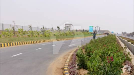 Dha City Karachi Sector 12b Red Zone Full Paid Best Price