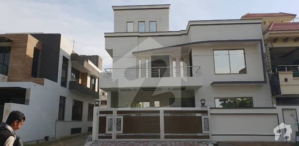 10 Marla Brand New Corner House Available In G-13 Islamabad Near To Kashmir High Way And Market