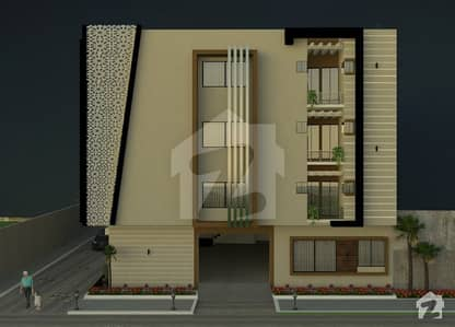 12 Bed Apartments In Best Location Is For Sale