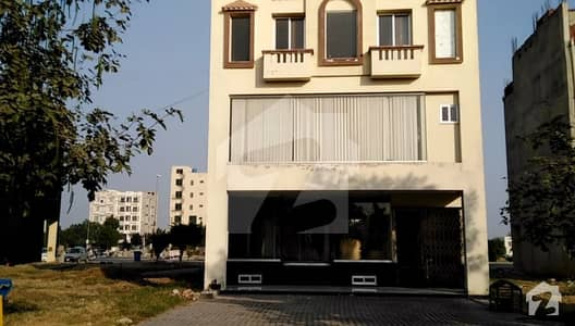 High Reward 1200 Square Feet Corner Commercial 78 A Available For Sale In Iqbal Block Near Grand Jamia Mosque Sector E