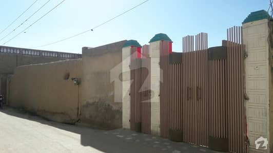 House Is Available For Sale In Zarghoonabad Housing Scheme Phase 2 Mandokhail Street No. 1
