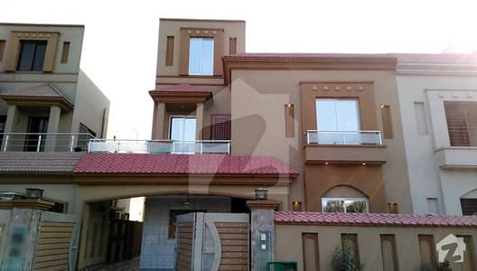 Facing Park Good Location Double Unit House For Sale In Bahria Town