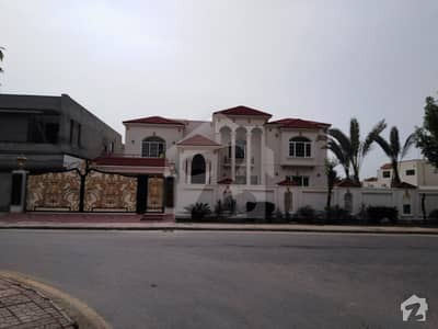 Kanal Faisal Rasool Design Spanish Bungalow For Sale In Bahria Town Lahore