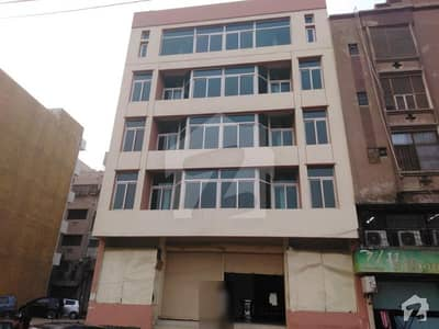 200 Square Yard Brand New Office Building