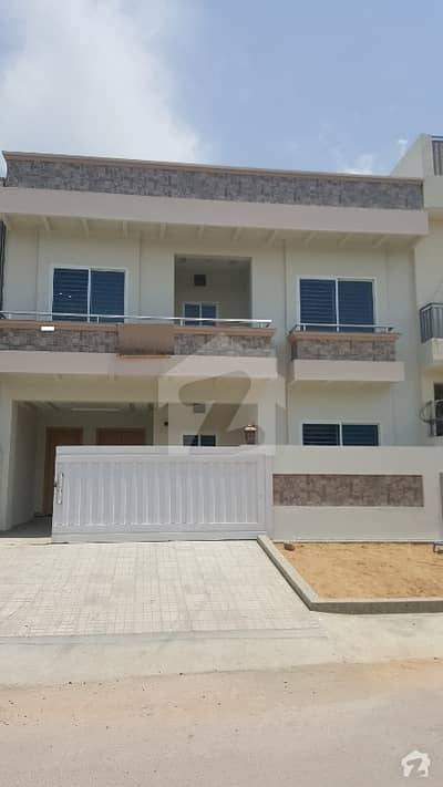 G-13 New 30x60 Double Unit House Brand New Very Ideal Location Ideal Look Direct From Main Double Road South Face