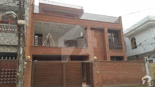 Model Town 10 Marla Owner Build Solid Beautiful Bungalow For Sale