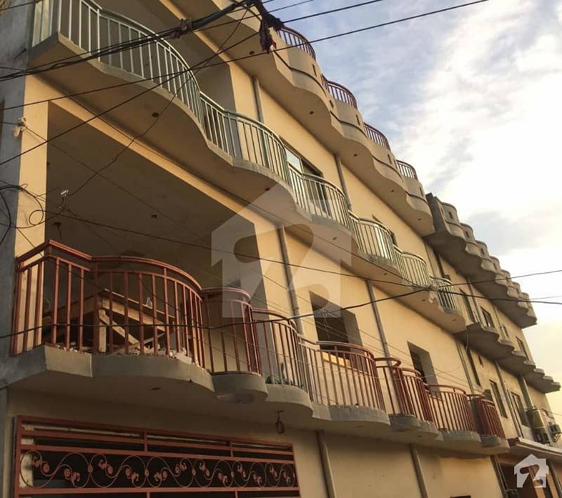 Apartment In Islamabad Low Price Imported Materials 3 Beds