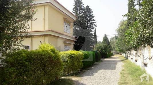 Farm House For Sale On Main Warsak Road