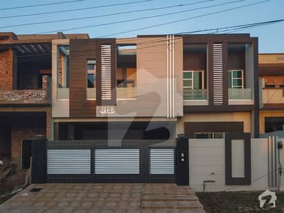 10 Marla House For Sale In Wapda Town Phase Ii