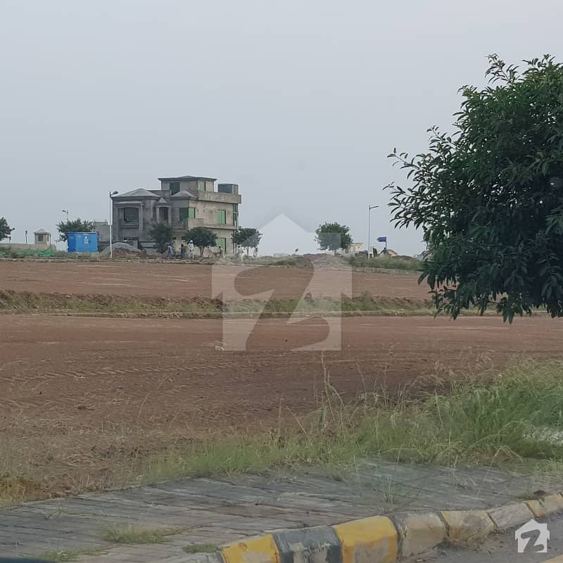 Bahria Town Rawalpindi: Open Transfer Plot Pair 100x90 Height Area Bahria Town