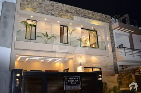 Double Storey House Is Available For Sale Right In The Heart Of The City  In G-13 Of Islamabad