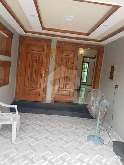 5 Marla Outclass Brand New Luxury Double Storey Bungalow For Sale In Canal Garden