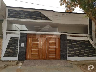 Brand New 200 Sq Yard House For Sale In Gulshane Maymar  Sector Z4