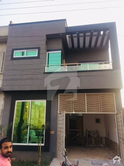 5 Marla House Brand New Available For Sale