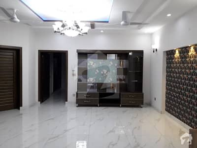 10 Marla Brand New Facing Park Luxury House For Sale In State Life Housing Society Lahore