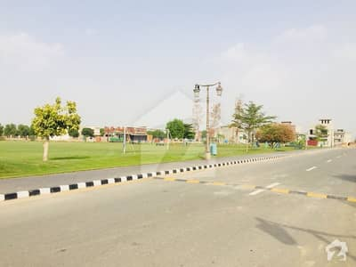 Good Location 10 Marla Residential Plot For Sale