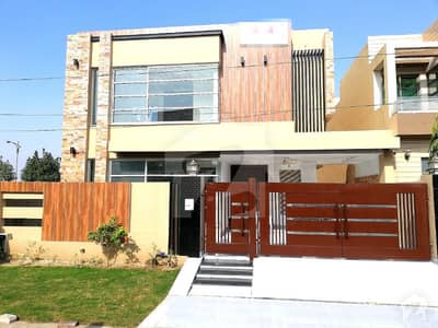 10 Marla Brand New House In Eden City - Phase 8 Near To Airport