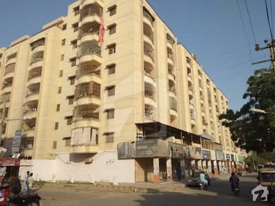 Flat For Sale Ramsha Avenue  2 Bed Dd 3 Floor Park Facing