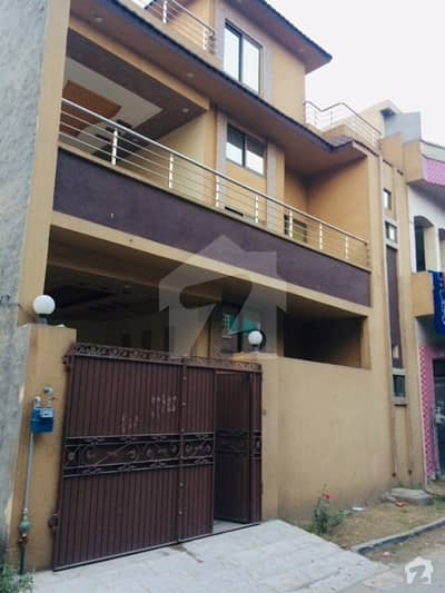 8 Marla Double Storey New House For Sale