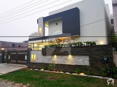 1 Kanal Contemporary Designer Villa For Sale In Wapda City Faisalabad