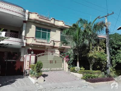 10 Marla Double Storey House For Sale In Pak PWD Islamabad