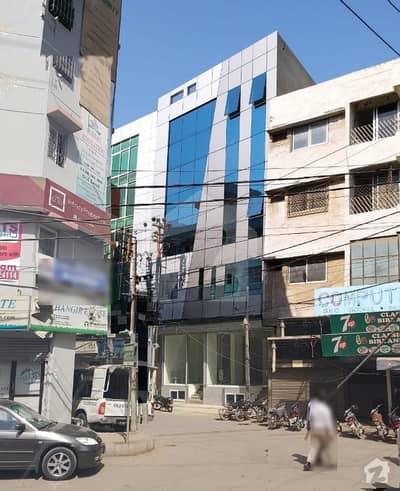 Brand New Showroom For Sale Near KhayabanEIttehad
