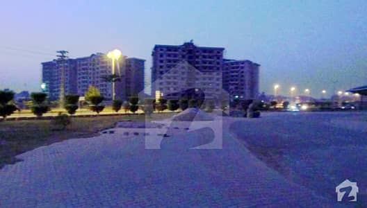 5th Floor Flat For Sale In Sector B Of Askari 11