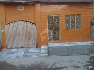 Single Storey Beautiful House For Sale At Aziz Yaqoob Town, Okara