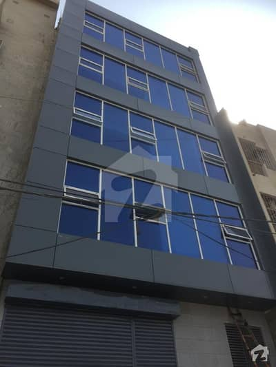 5500 Sq Feet Commercial Building For Sale