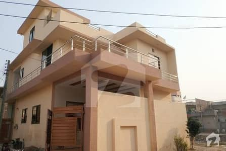 Garden Town Corner House For Sale - Near To Nalka Satop Road 47 Pull Sargodha