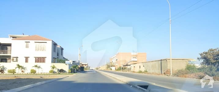 West Open Matchless Price Investor Deal 500 Yards Coastal Avenue In DHA Phase 8