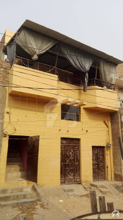 Safe Area Location House For Sale In Latifabad Unit 10