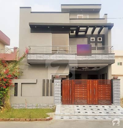 5 Marla Brand New House In A Block Central Park