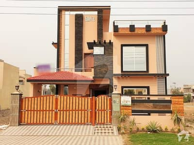10 Marla Brand New Double Storey Luxury House In A Block