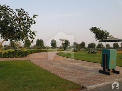 20 Marla Plot Back of Main Boulevard Near to Park and Lahore Ring Road