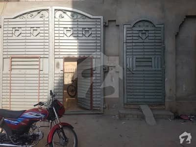 7 Marla Fancy House 8 Rooms With Attached Bathrooms And Basement  For Sale