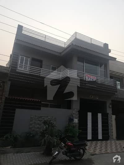 Leads Offer 5 Marla Brand New Solid Bungalow For Sale In Punjab Society Nearby DHA Phase 4