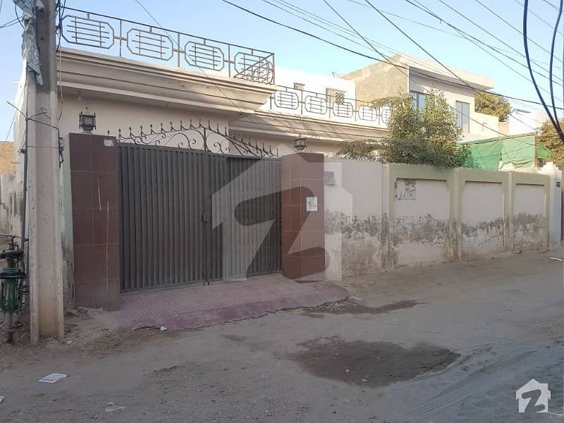 1 Kanal Double Storey Corner House Available For Sale