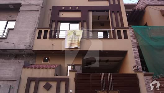 3 Marla New House For Sale In Block F