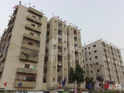 Brand New Flat Available For Sale In Surjani Town Near 4K Chowrangi