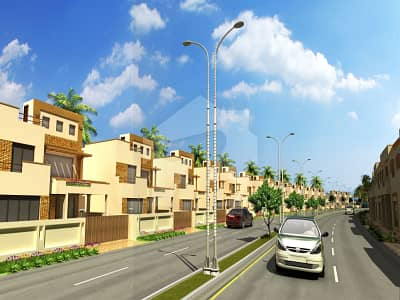 Hot Location 5 Marla Residential Plot Available For Sale In New Lahore City On Installments