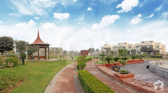 Grand Location 10 Marla Residential Plot Available For Sale In New Lahore City On Easy Installments