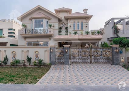 1 Kanal Brand New 100 Percent Faisal Rasool Spanish Victorian Palace