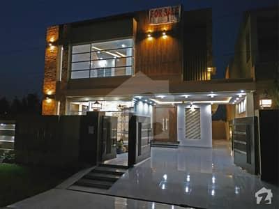 Ten Marla Brand New House  For Sale Phase 8 Eden City  Block B Lahore