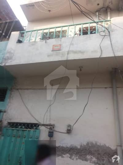 3 Marla Double Storey House For Sale In Low Budget 34 Lac