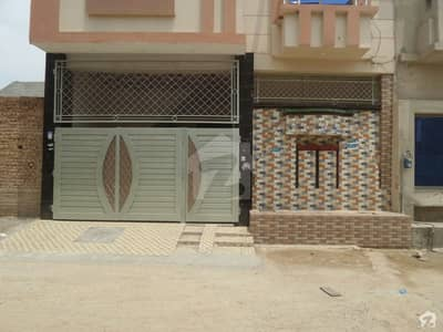 Double Storey Brand New Beautiful House For Sale In Shadman Colony Okara