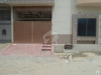 Double Storey Beautiful House For Sale In Shadman Colony Okara
