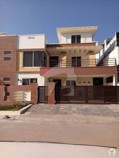 E-11 Beautiful Double Unit Brand New 400 Sq Yards House For Sale - Like A Palace