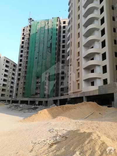 Flat For Sale At Main Safoora Chorngi Scheme 33 Cantonment Malir Near Rim Jhim Tower